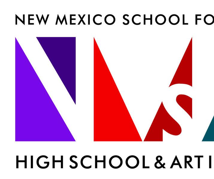 Nmschoolforthearts logo