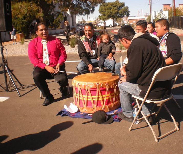 Drumming pic