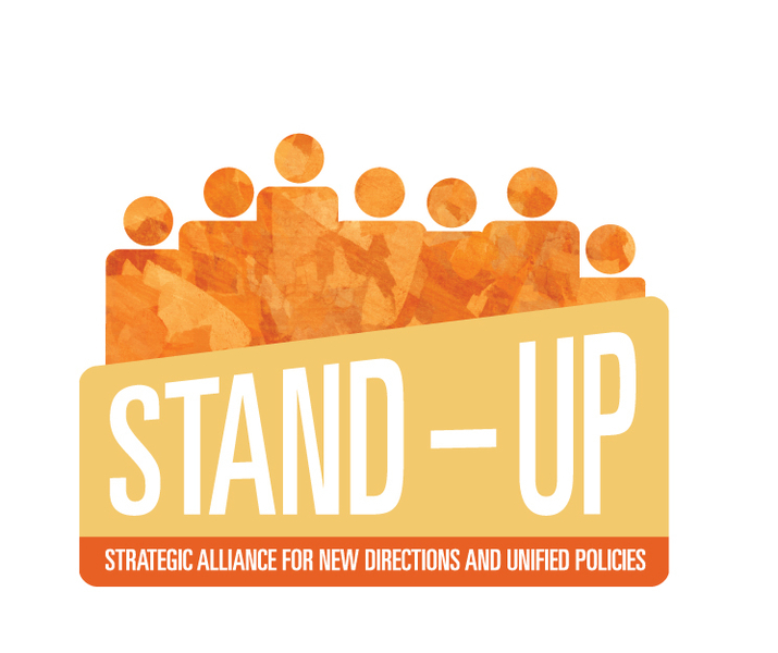 Stand up logo  jpeg format