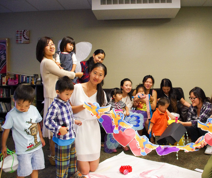 Chinese parenting cooking and storytelling 5