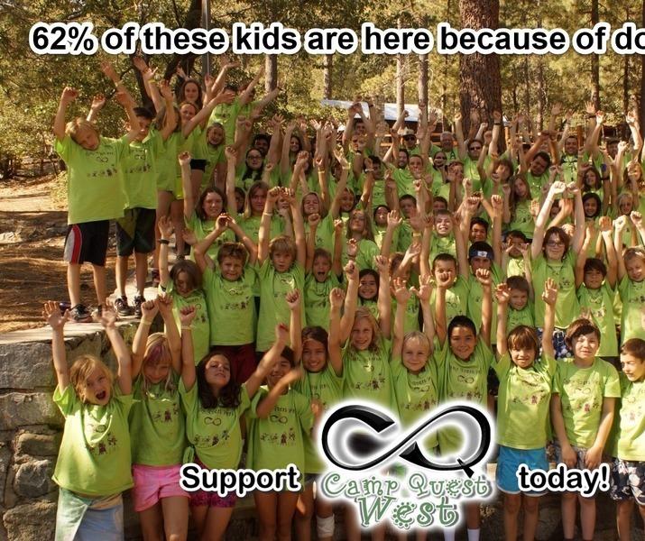 Cq why we donate